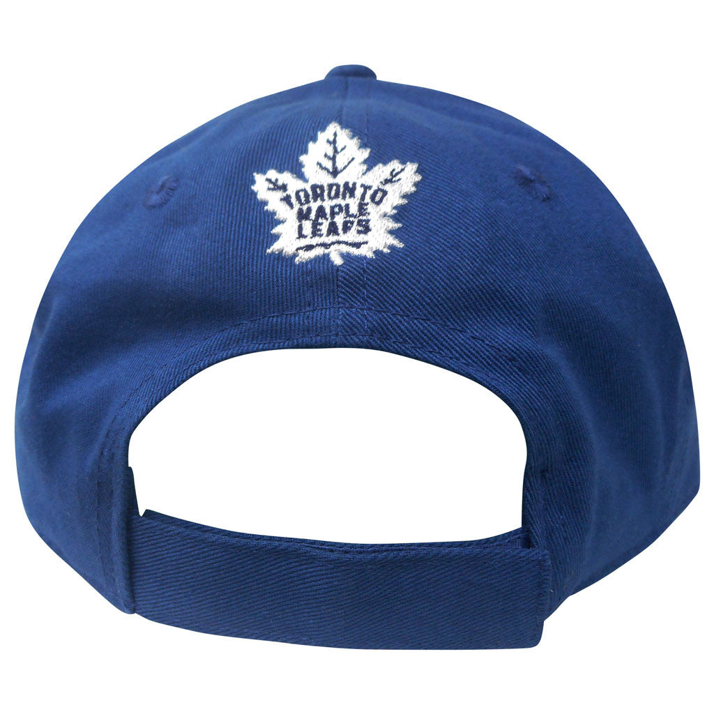 Toronto Maple Leafs Old Time Hockey Men's Legacy Adjustable Hat - shop.realsports - 2