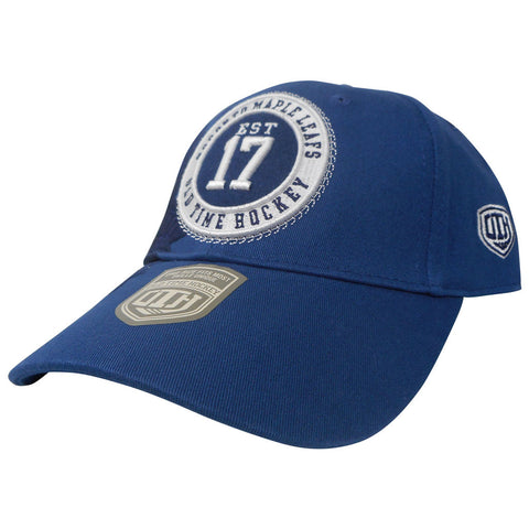 Toronto Maple Leafs Old Time Hockey Men's Legacy Adjustable Hat