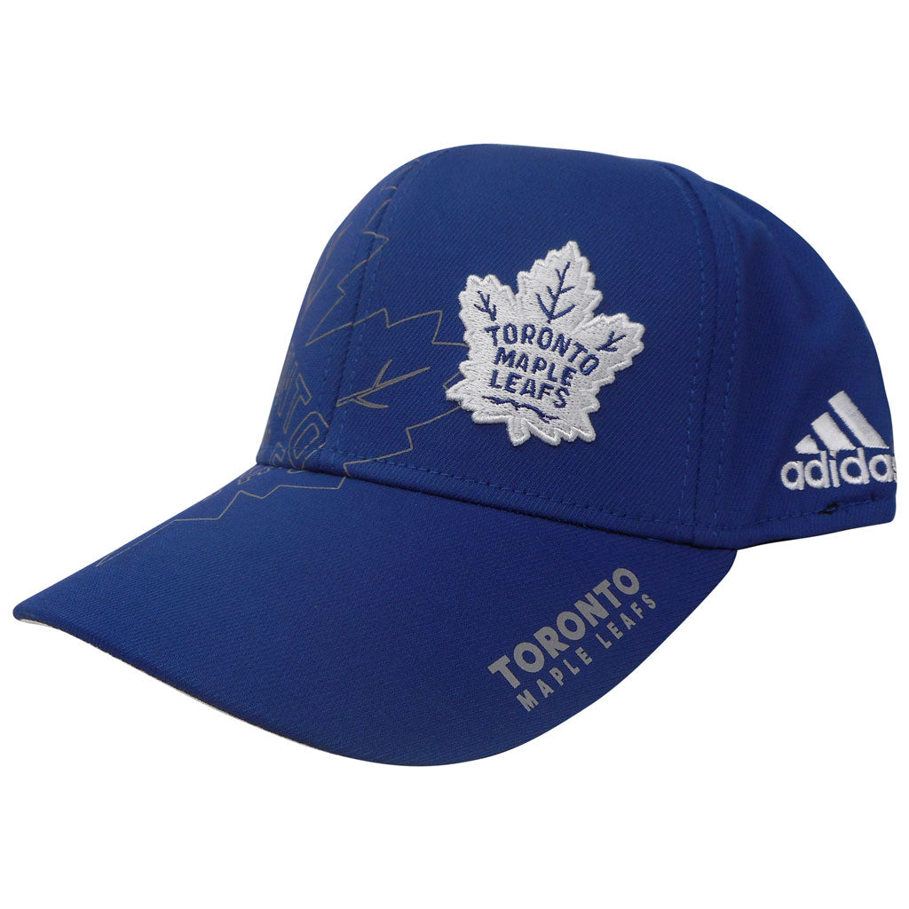 Toronto Maple Leafs Men's Authentic Second Season Structured Adjustable Hat
