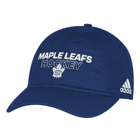 Toronto Maple Leafs Men's Authentic Slouch Adjustable Hat