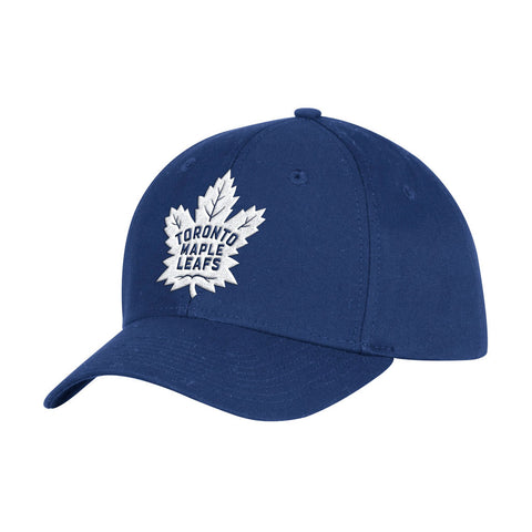 Toronto Maple Leafs Adult Fan Structured Adjustable Hat
