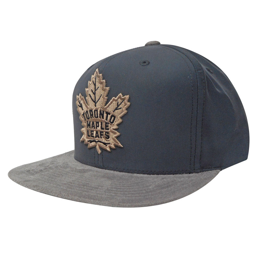 Toronto Maple Leafs Mens Buttery Snapback
