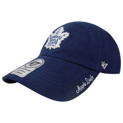 Toronto Maple Leafs Ladies Miata Clean Up Slouch Adjustable Hat