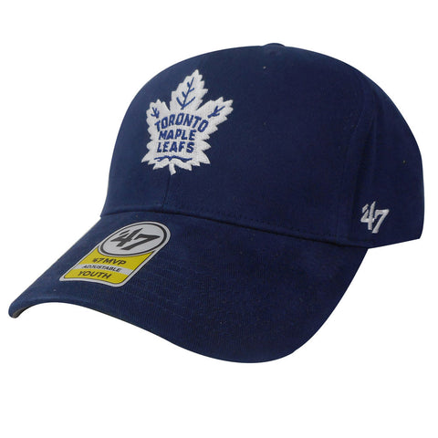 Toronto Maple Leafs Youth MVP Adjustable Hat