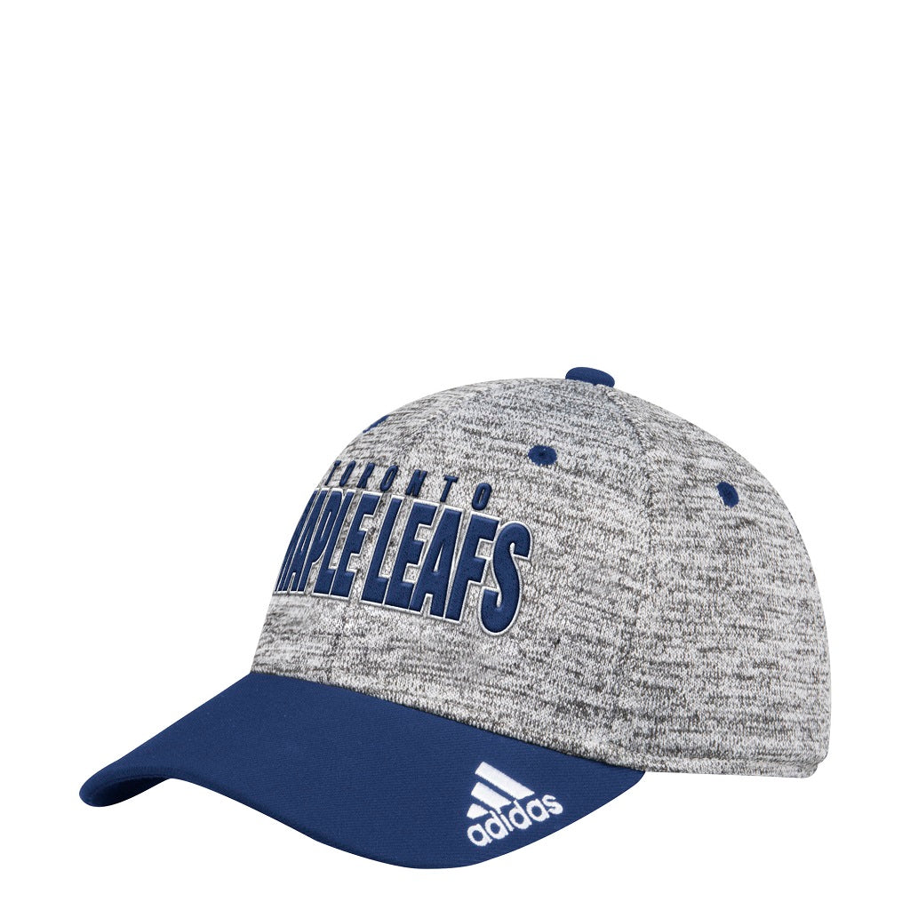 Maple Leafs Adidas Men's Second Season Structured Hat