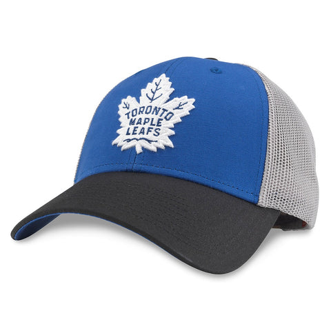 Maple Leafs American Needle Men's Roughage Mesh Hat