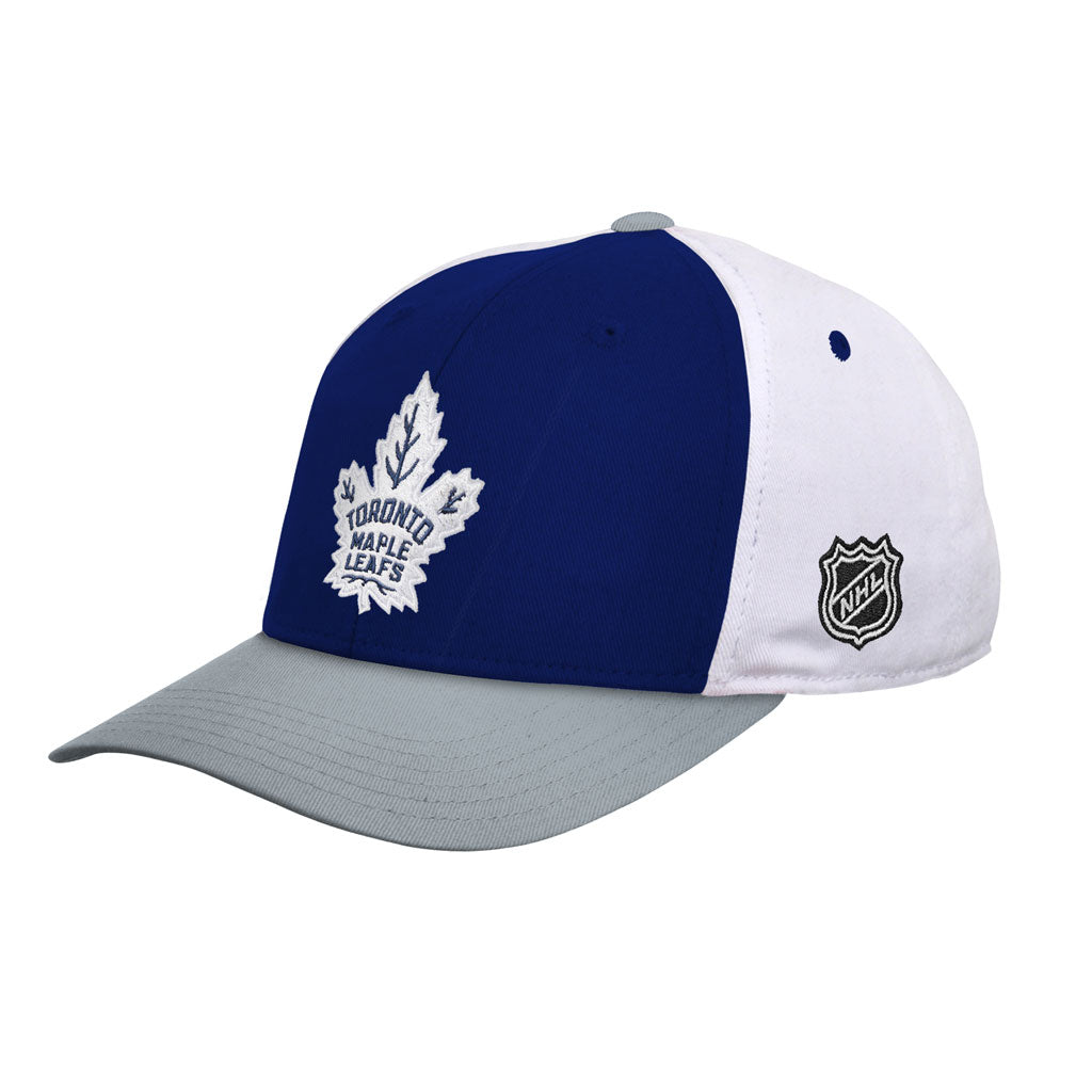 Maple Leafs Child Colourblock Hat