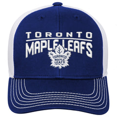 Toronto Maple Leafs Youth Winger Structured Meshback Adjustable Hat