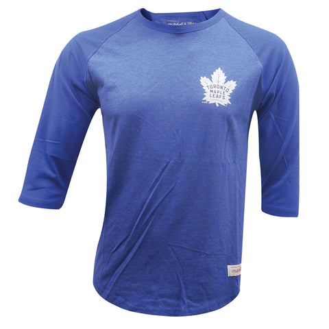 Toronto Maple Leafs Mens Winning Score Raglan
