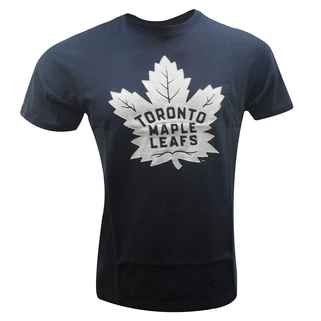 Toronto Maple Leafs '47 Brand Men's Knockout Field House Short Sleeve