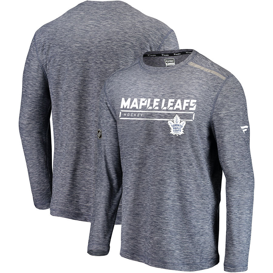 Toronto Maple Leafs Men's Authentic Pro Clutch L/S Shirt