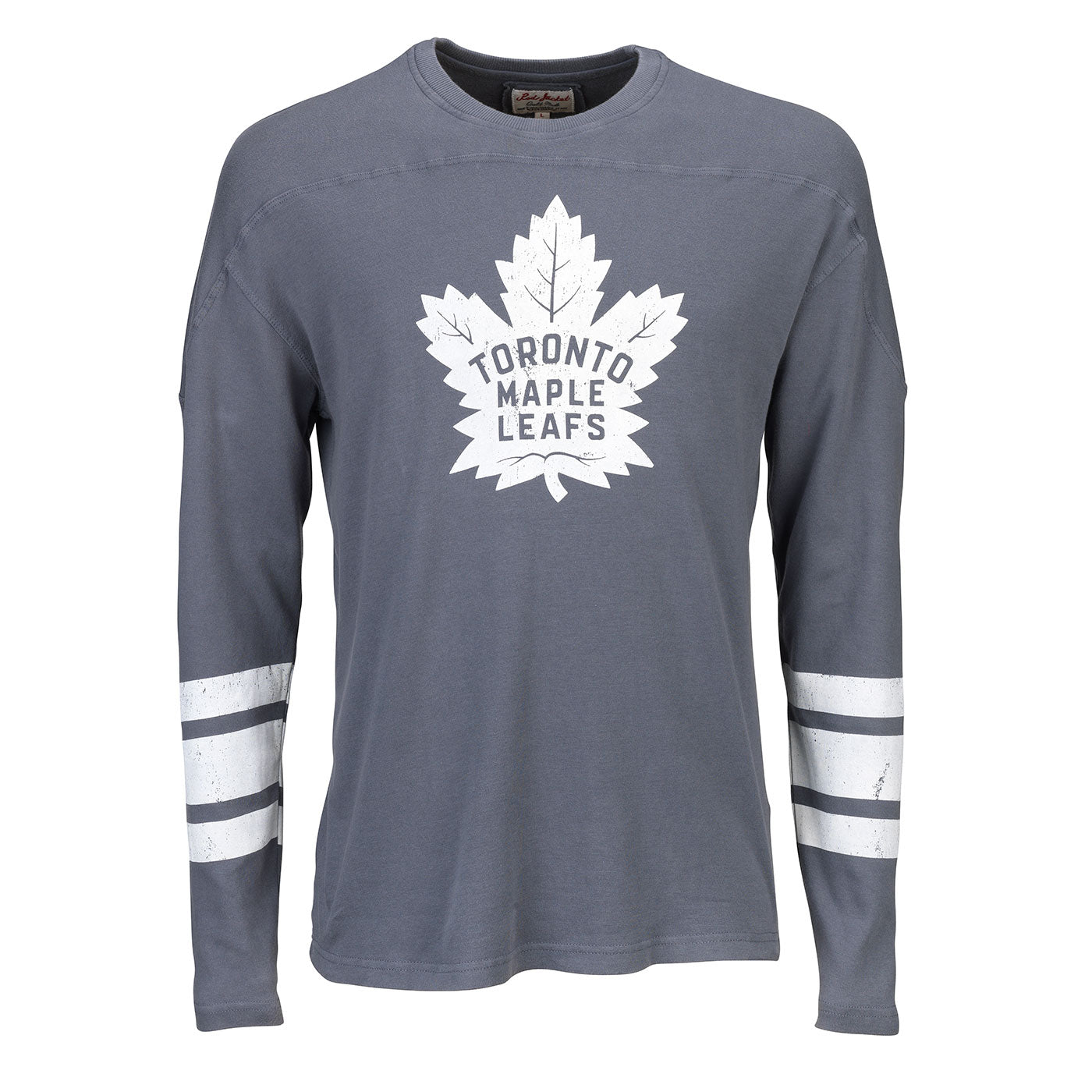 Maple Leafs Red Jacket Men's Gibson Long Sleeve