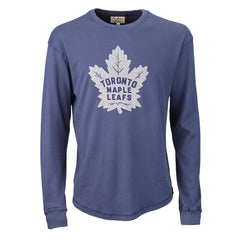 Toronto Maple Leafs Men's Rooted Blank L/S Shirt