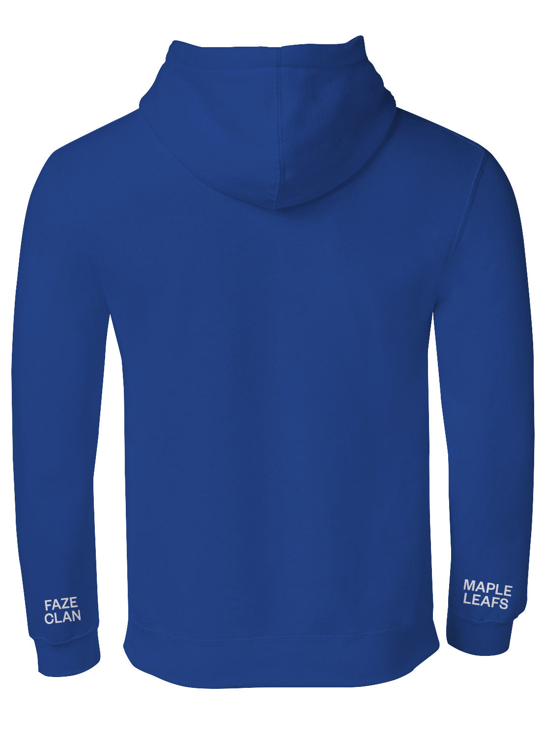 Maple Leafs x FaZe Clan Adidas Men's Forever Hoody