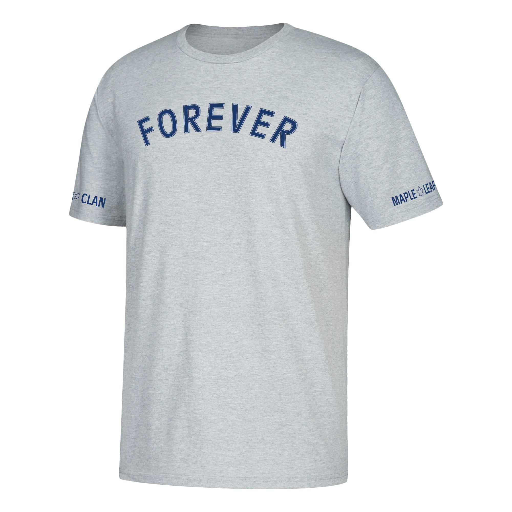 Maple Leafs x FaZe Clan Adidas Men's Forever Tee