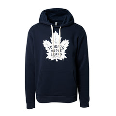 Leafs Men's Primary Logo Hoody