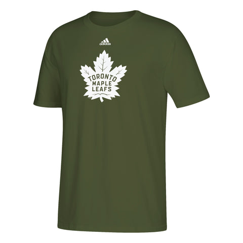 Maple Leafs Adidas Men's Camo Tee