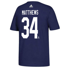 Maple Leafs Men's Matthews Player Tee
