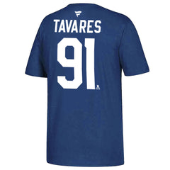 Toronto Maple Leafs Fanatics Men's Tavares Player S/S Tee
