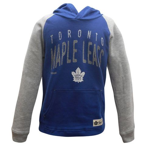 Toronto Maple Leafs Reebok Youth Legacy Foundation Hoody