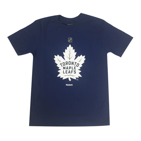 Toronto Maple Leafs Youth New Logo S/S Tee