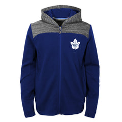 Toronto Maple Leafs Youth Centripedal Full Zip Hoody