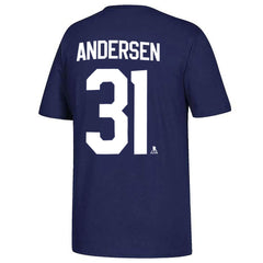 Toronto Maple Leafs Youth Andersen Player S/S Tee