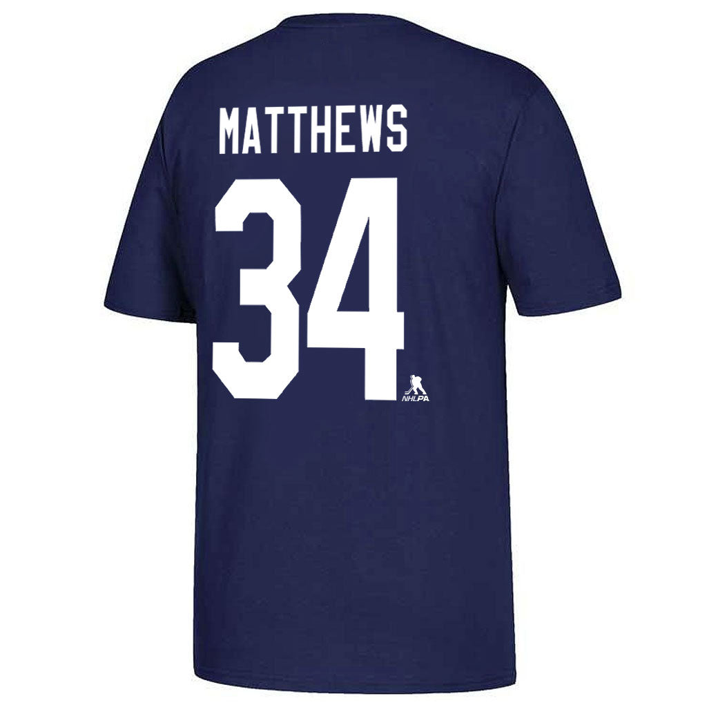 Maple Leafs Youth Matthews Player Tee