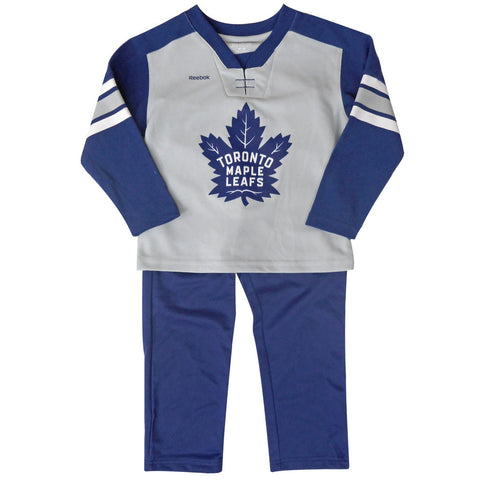 Toronto Maple Leafs Reebok Toddler MVP Pant Set