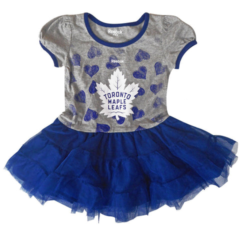Toronto Maple Leafs Reebok Toddler Girls 'Love to Dance' Tutu Dress