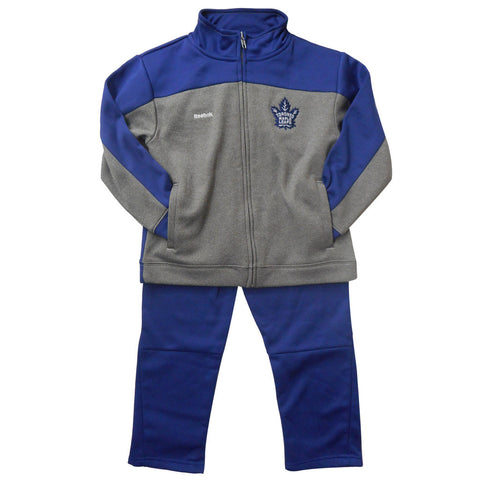Toronto Maple Leafs Reebok Kids Trainer Pant Set