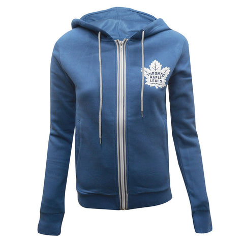 Toronto Maple Leafs Ladies Zip Up Hoody