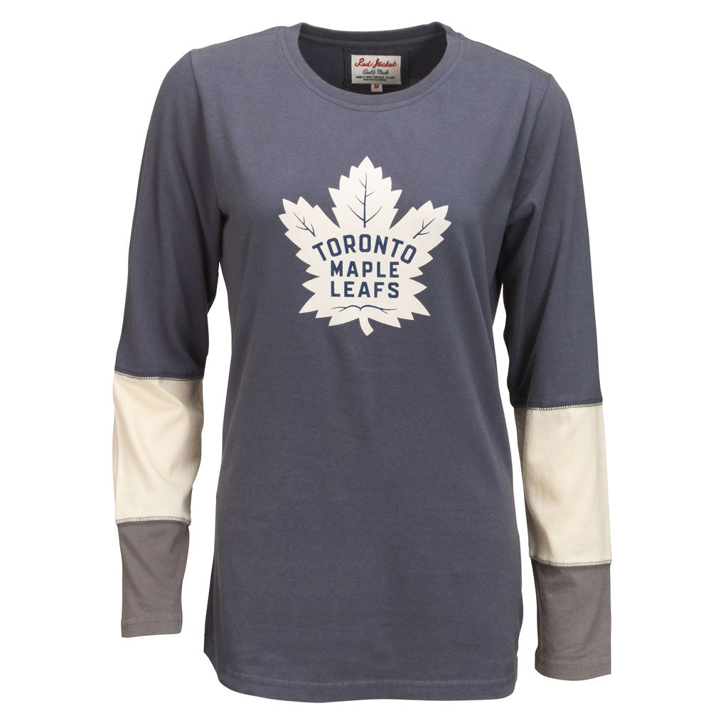 Toronto Maple Leafs Ladies Amelia Longsleeve