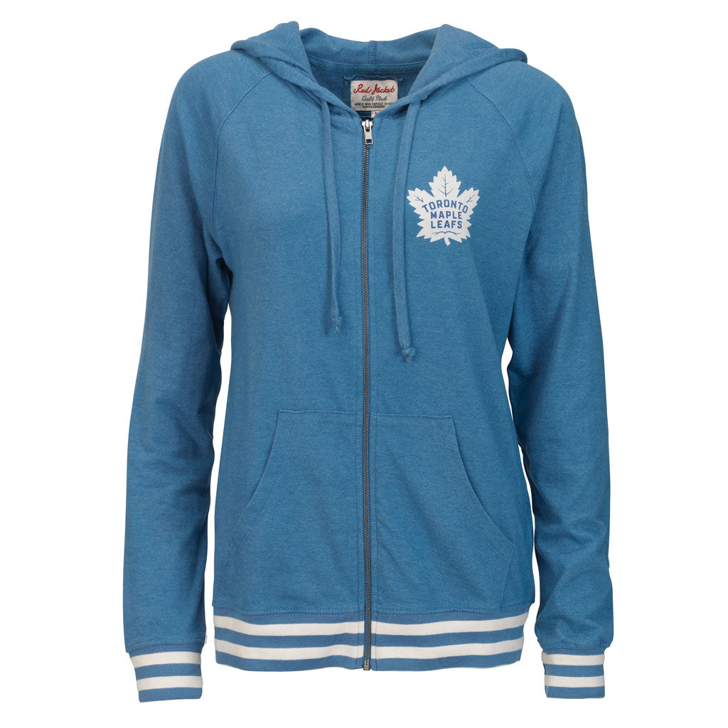 Toronto Maple Leafs Ladies Selene Full Zip Hoody