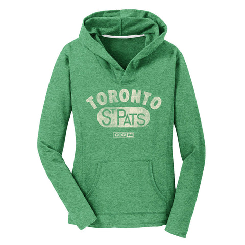 CCM St. Pat's Ladies French Terry Hoody