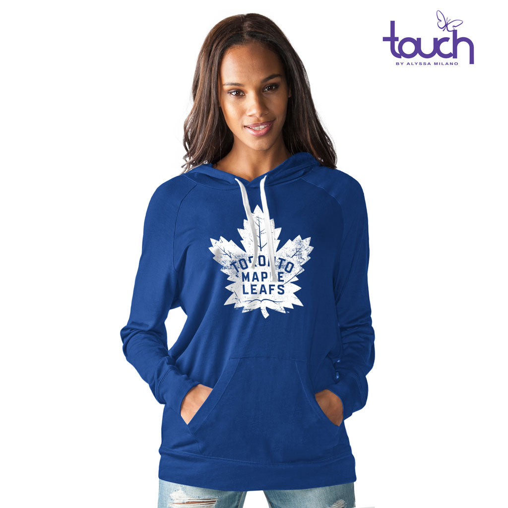 Maple Leafs Touch Ladies Pre-Game Hoody