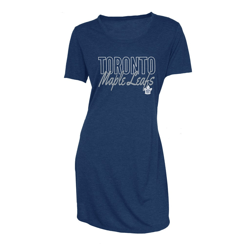 Maple Leafs Ladies Night Shirt