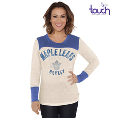 Toronto Maple Leafs Ladies Fan Club Thermal L/S Shirt