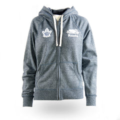 Maple Leafs Roots Ladies Original Full Zip Hoody
