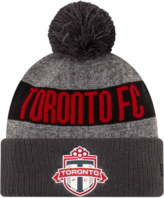 Toronto FC New Era Men's Sport Cuffed Pom Toque