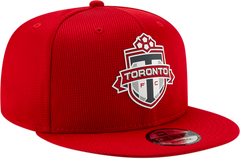 Toronto FC New Era Men's On Field Snapback Hat