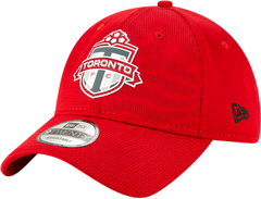 Toronto FC New Era Men's On Field Slouch Adjustable Hat