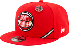 Raptors New Era Youth 2019 Draft Hat