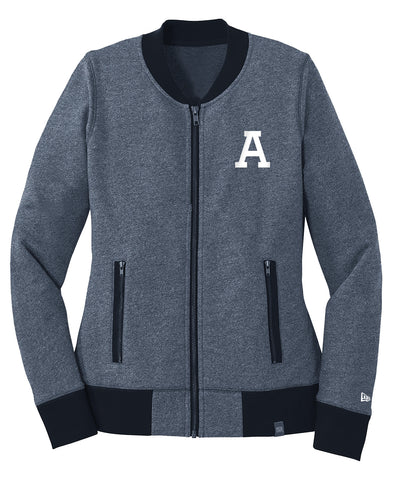 Argos New Era Ladies Full-Zip Baseball Jacket