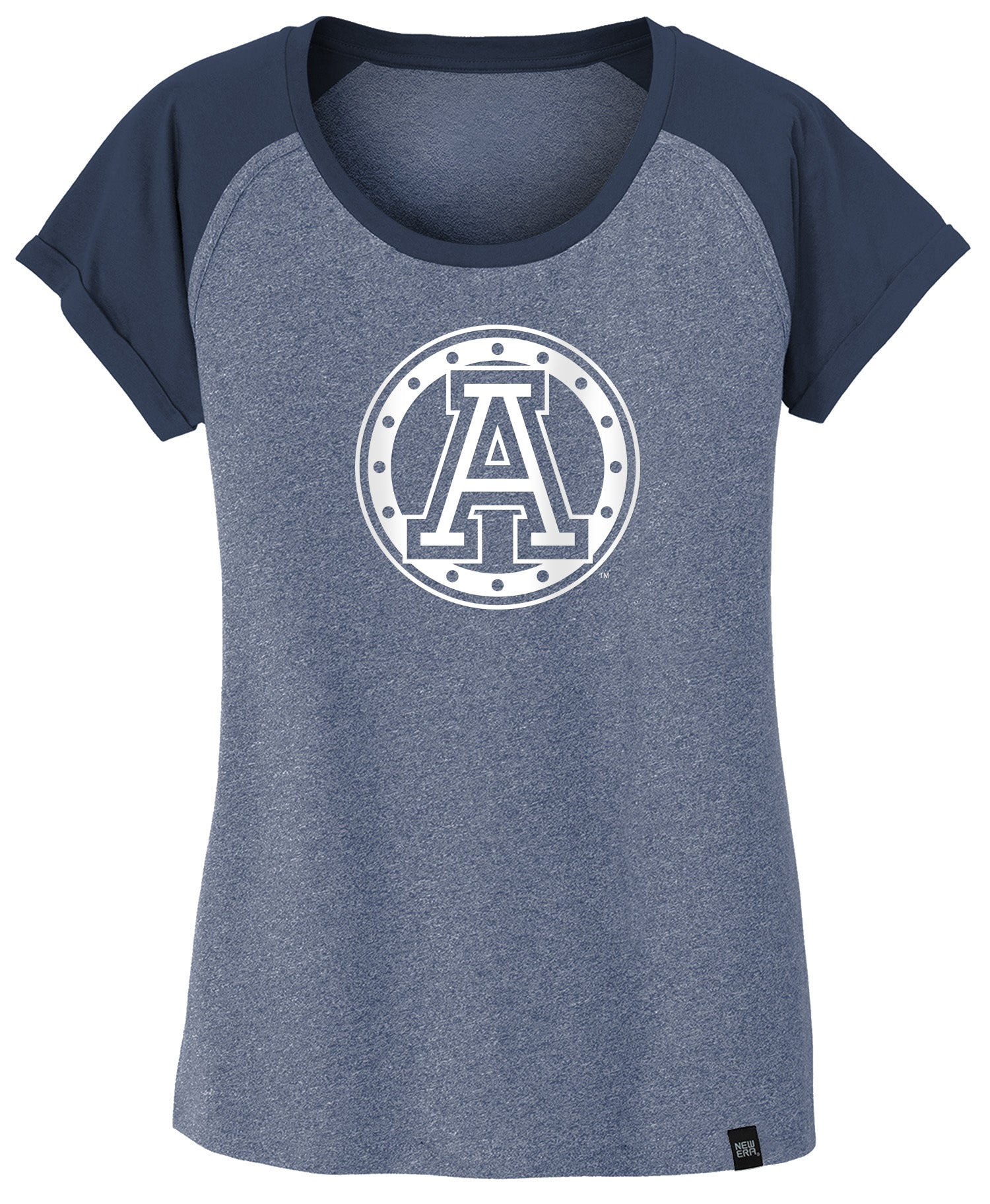 Argos New Era Ladies Heritage Blend Varsity Tee