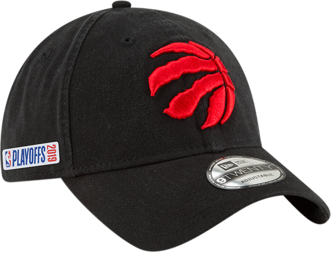 Raptors New Era Men's 2019 Playoffs 920 Strapback Hat