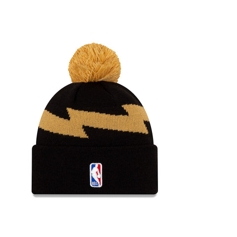 Raptors New Era Men's City Cuffed Pom Zag Toque