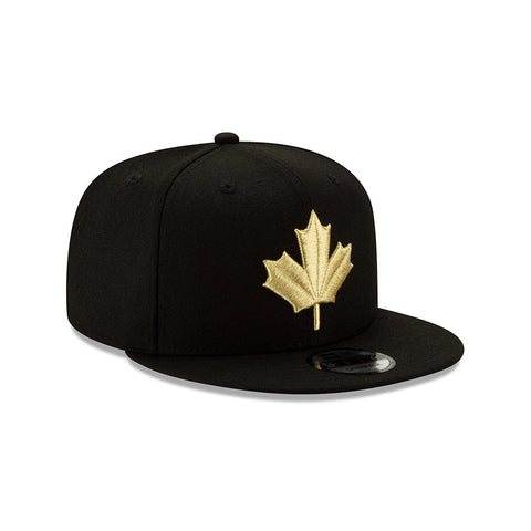 Raptors New Era Men's City Leaf Snapback