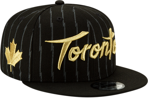 Raptors New Era Men's 950 City Edition Snapback