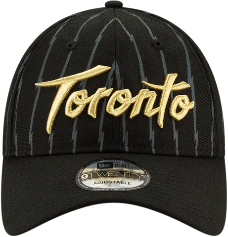 Raptors New Era Men's 920 City Edition Hat
